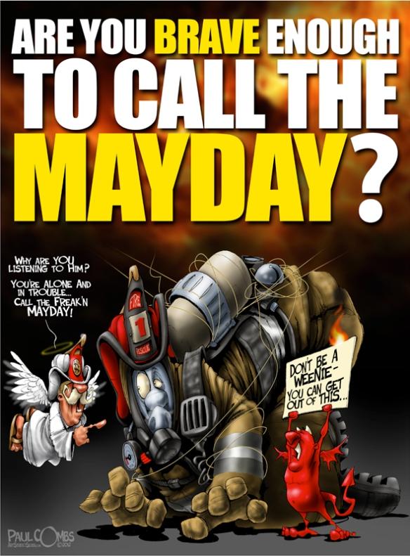 POSTER--MayDay-17x22