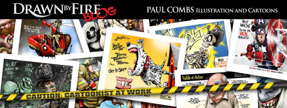 Paul Combs – Artist